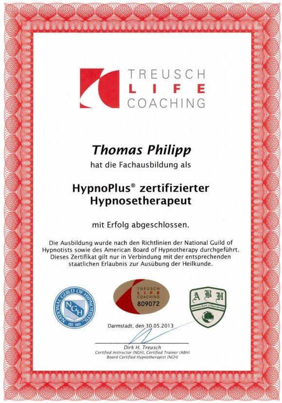 Zertifikat_HypnoseTherapeut