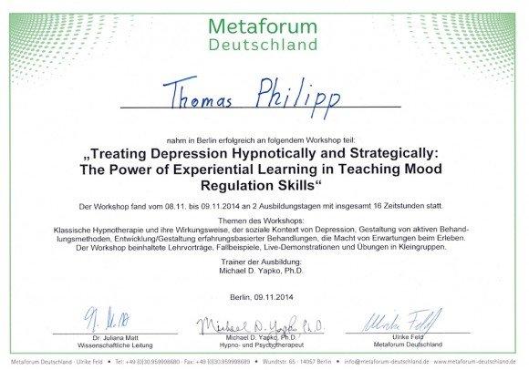 Zertifikat_MetaforumDepression