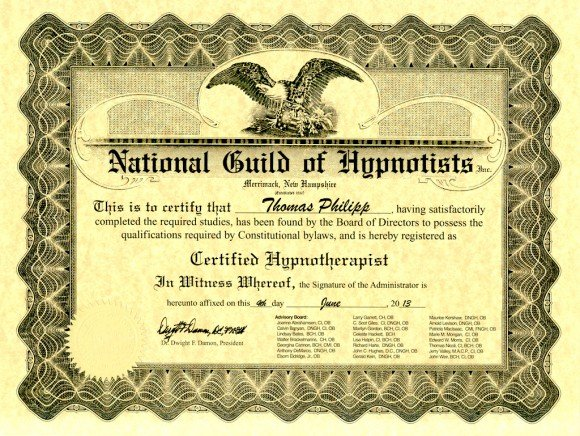 Zertifikat_NationalGuildOfHypnotists