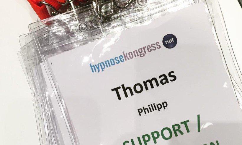 Der Hypnosekongress öffnet demnächst seine Pforten